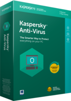 Kaspersky Anti-Virus discount coupon